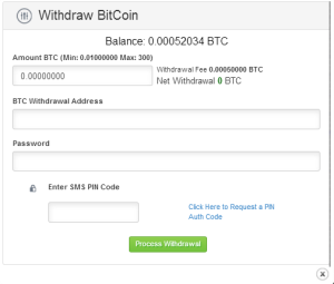 Cryptsy Withdrawal